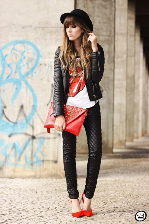 FashionCoolture - 24.08  SheInside Romwe red outfit(1)