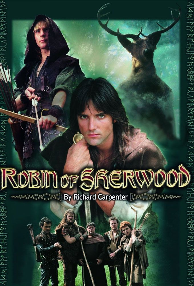 Robin of Sherwood - Perfect Saturday tea time tv as a teenager in the 80's - Possibly the best Soundtrack to any tv show ever (by Clannad)