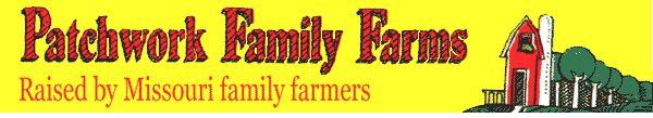 Patchwork Family Farms.Family farms that raise hogs on the land around the Columbia, MO area