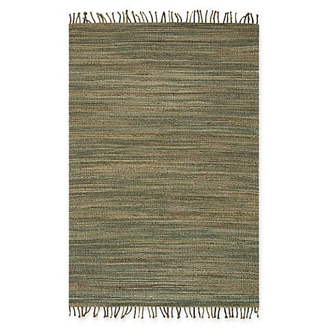 Magnolia Home by Joanna Gaines Drake 9-Foot 3-Inch x 13-Foot Area Rug in Lagoon