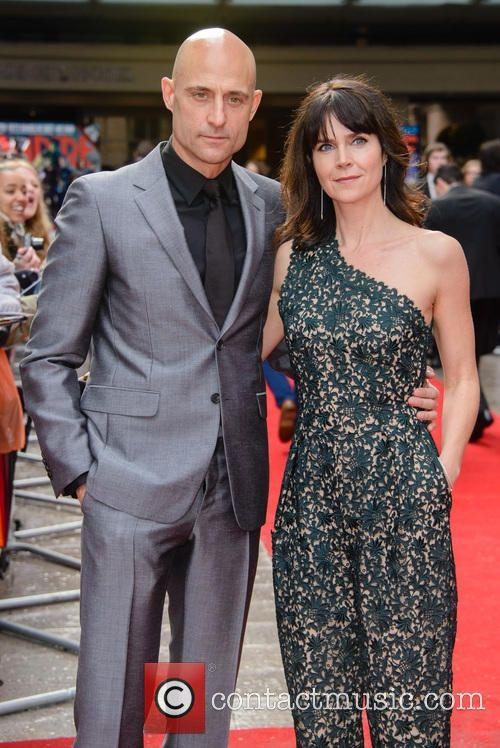 Mark Strong, Liza Marshall, Jameson Empire Awards, Grosvenor House