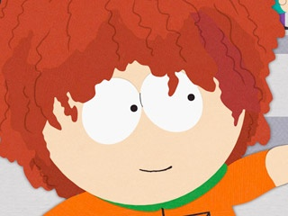 Kyle - South Park, he and Stan are 2 of my fave characters