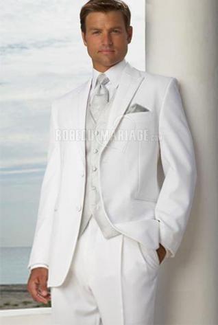 Costume homme pour mariage jaquettes de marié pas cher satin [#ROBE208516] - robedumariage.com