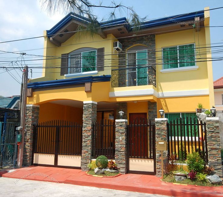 Contemporary Home Exterior Design Ideas: Philippines House Exterior Design - Google Search