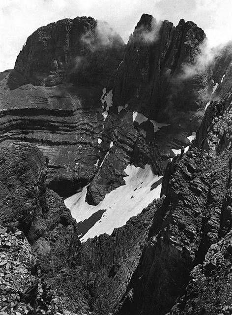 Mont Olympe, Fr. Boissonas