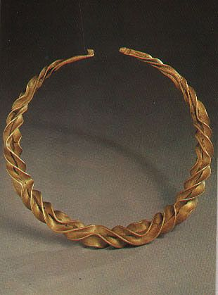 #Late Bronze Age from the Netherlands- 1000 BC #  I know little about this very sophisticated piece.  The design is so well thought through.