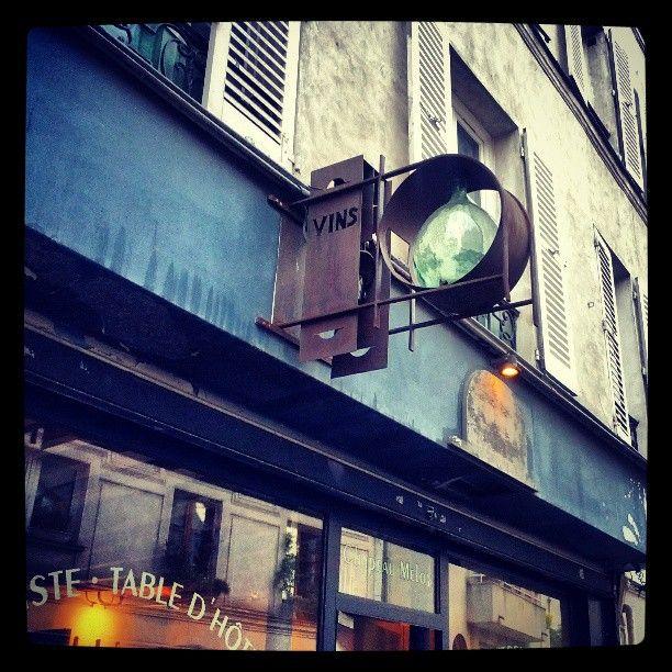 Le Chapeau Melon - 92 rue Rébeval - 19ème - 01 42 02 68 60