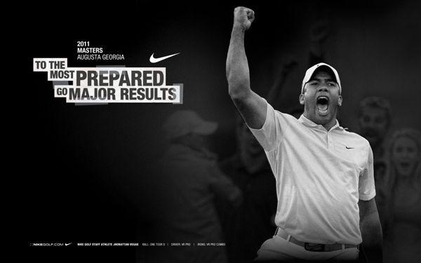 nike #nikegolf #golf #print #ad   Advertising / Ideas / Concepts ...