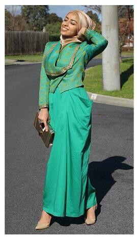 Green Tosca
