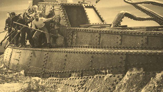 Jules Verne a MEK-ről