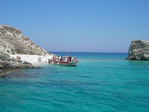 Aspro Patmos Greece