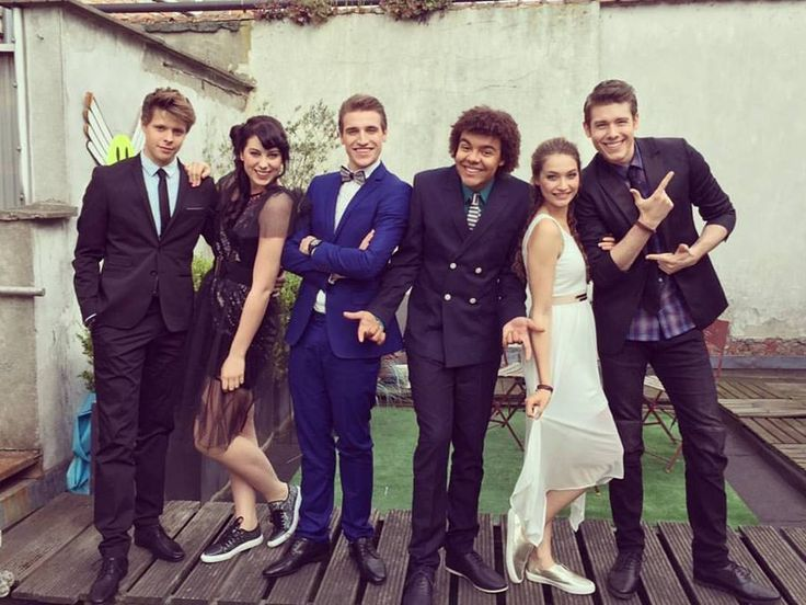Robin, Charlie, Alex, Jimmy, Mila ❤️ Jonas!!! #GR