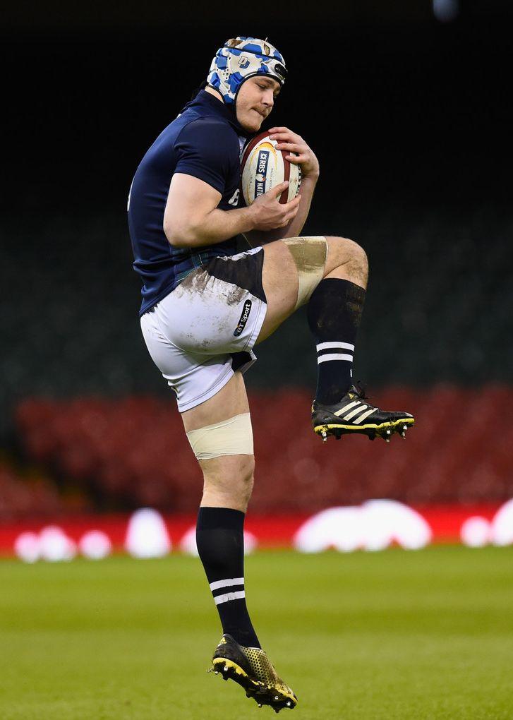 David Denton of Scotland