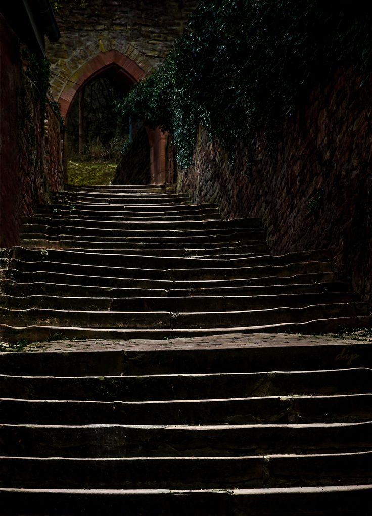 https://flic.kr/p/rZmuxx | Steps... | Miltenberg / Germany