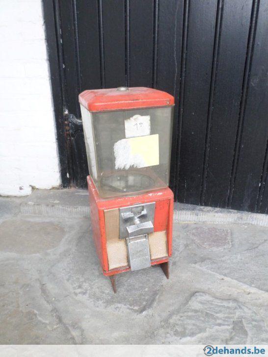 sjiekenpot(kauwgom machine)