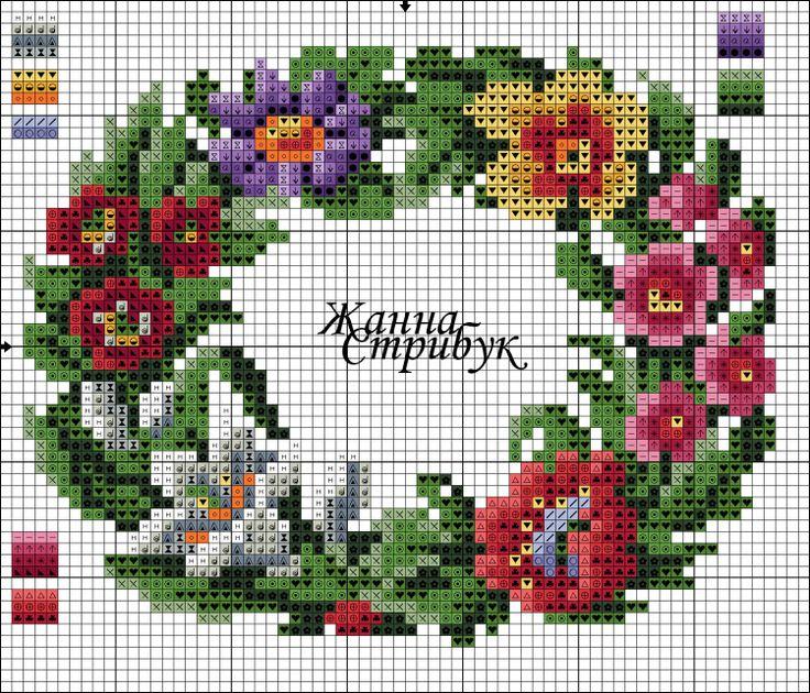 Gallery.ru / Фото #100 - венки и веночки - pustelga