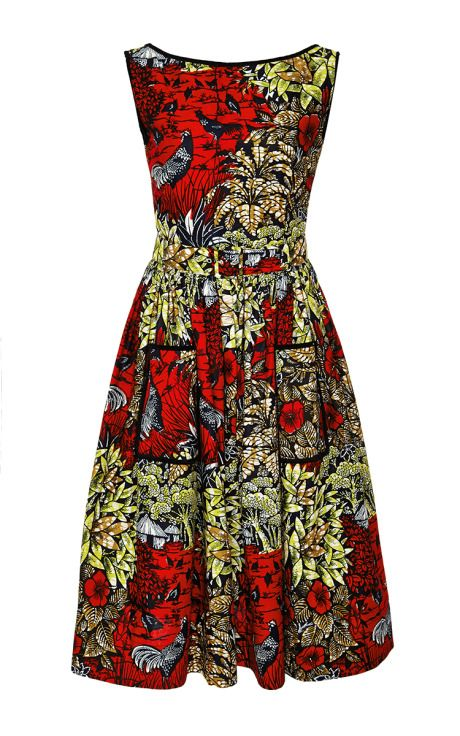 Order similar styles by Jaalyi https://www.etsy.com/listing/196601966/50s-audrey-hepburn-style-dresses-african?ref=shop_home_active_7