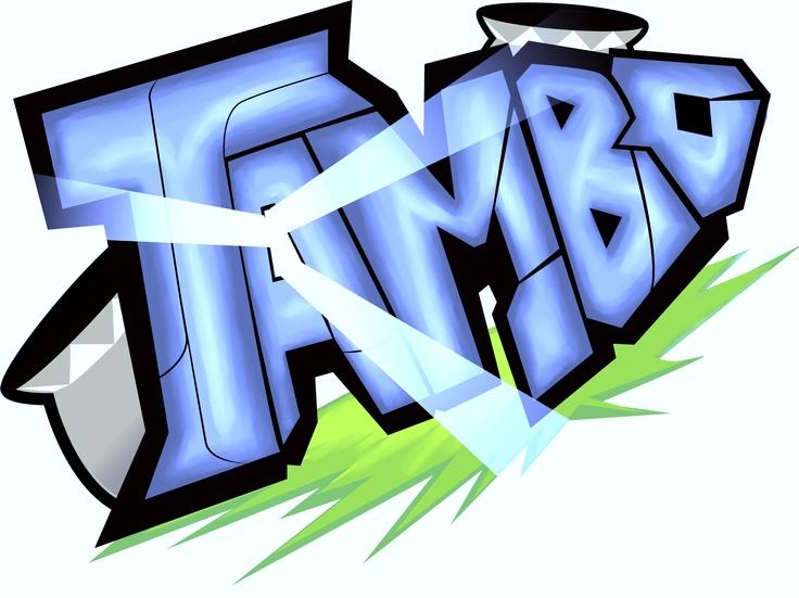 #Tambo blue logo.  Also in English & Italian lenguage. #Tambo: Premier May 21, 2013