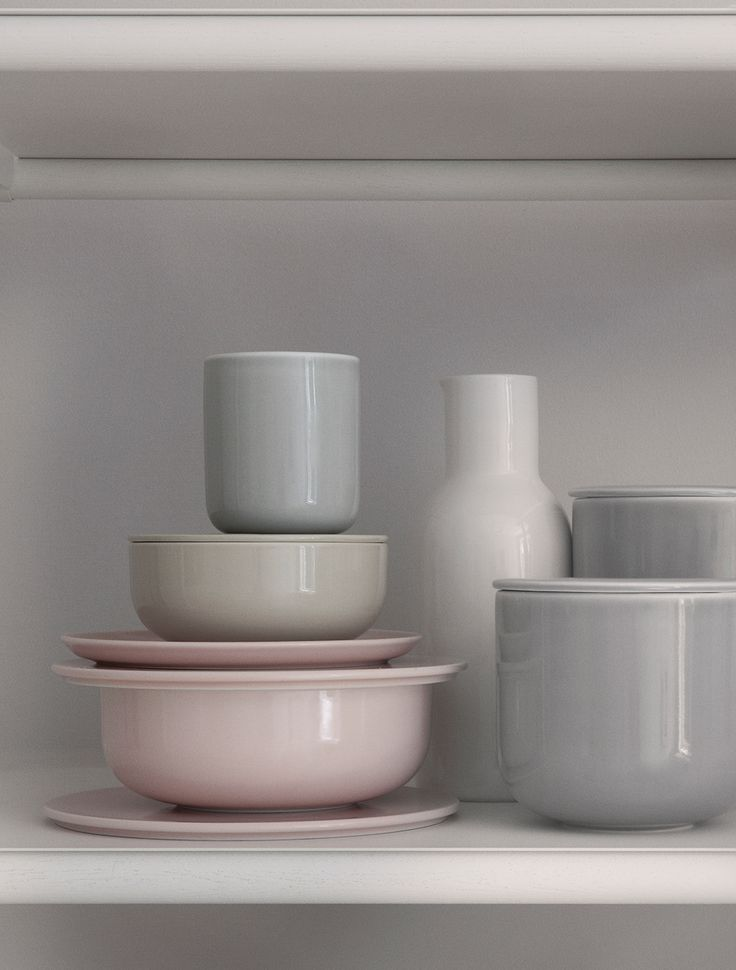 New Norm, Dinnerware Design by Norm Architects