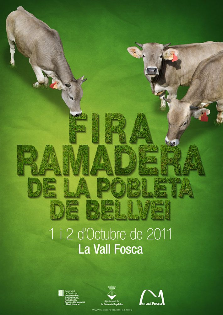 Cartell Fira Ramadera 2011
