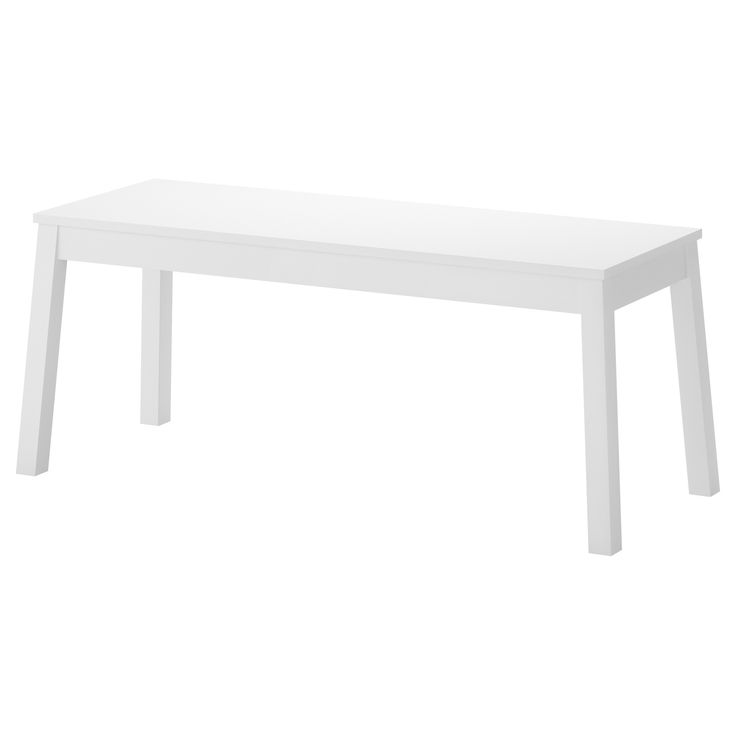 SIGURD Banco - branco - IKEA