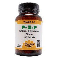 COUNTRY LIFE VITAMINS PYRIDOXAL-5-PHOSPHAT,50MG, 100 TAB >>> For more information, visit image link.