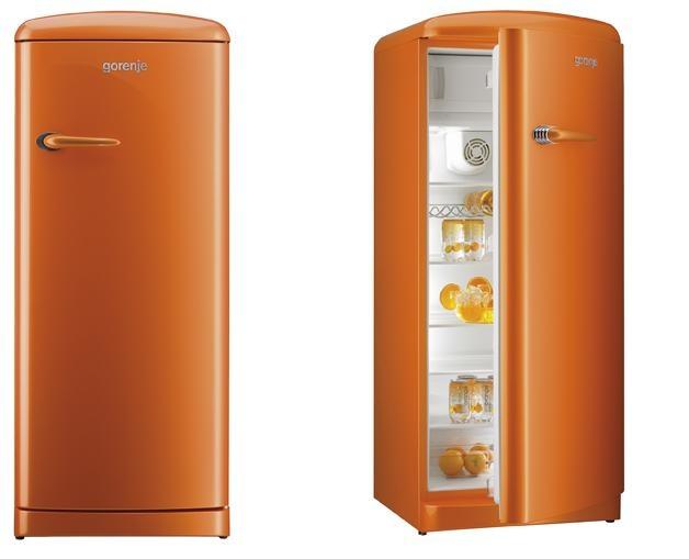 38 best GORENJE images on Pinterest | Appliances, Freezers and Kitchen | {Kühlschrank retro gorenje 4}