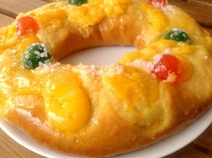 Receta para hacer Rosca de Pascua | RecetasArgentinas.net