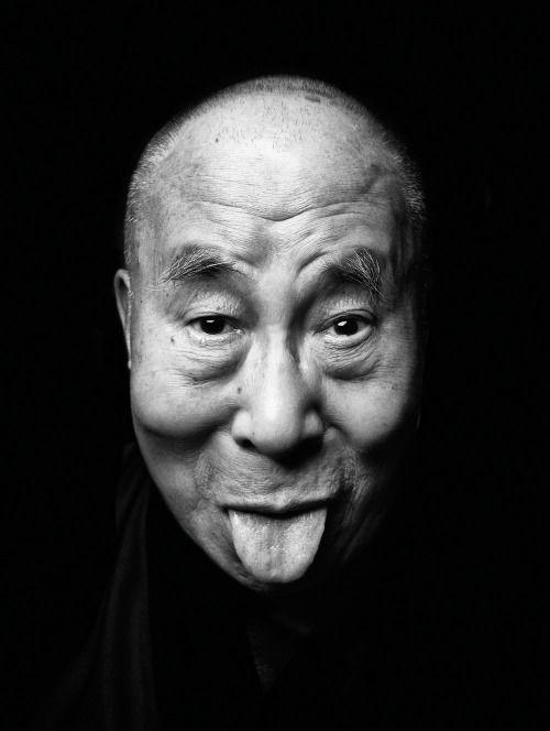 Paintings vlog goodmemory: Le Dalaï Lama
