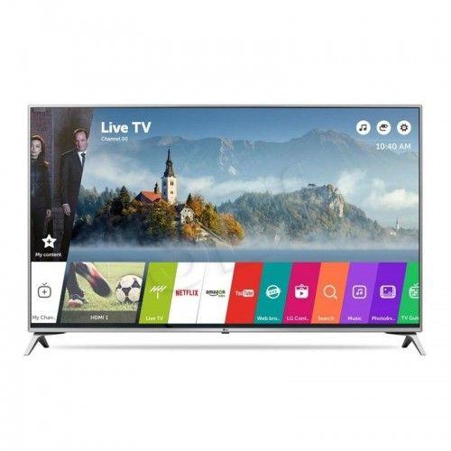 TV 60 LG 60UJ6517 ( 4K 3840x2160 DVB-T2 DVB-S2 DVB-C 4x HDMI 2x USB SmartTV WiDi WiFi )