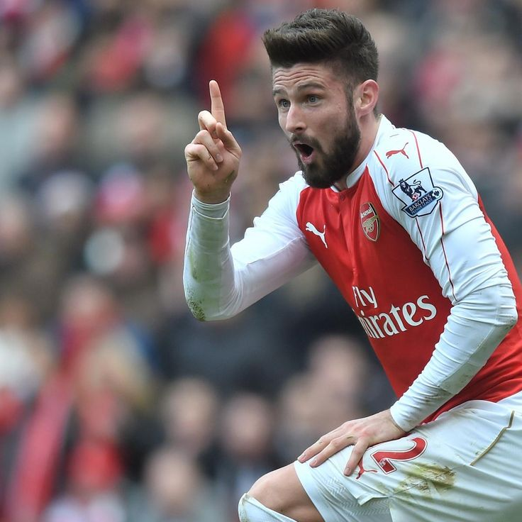 Arsenal Transfer News: Latest Rumours on Olivier Giroud and Riyad Mahrez