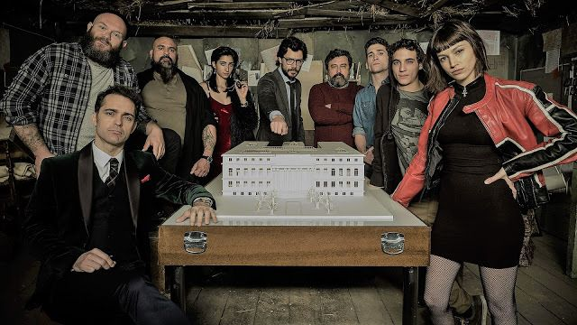 H Ysteria Me To La Casa De Papel Cool Pictures Cool Photos
