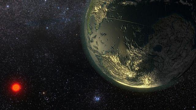 Ilustrasi Exoplanet, Kredit : NASA   SpaceNesia - Exoplanet apakah itu?, Exoplanet adalah planet yang ditemukan di luar Tata Surya. Seper...