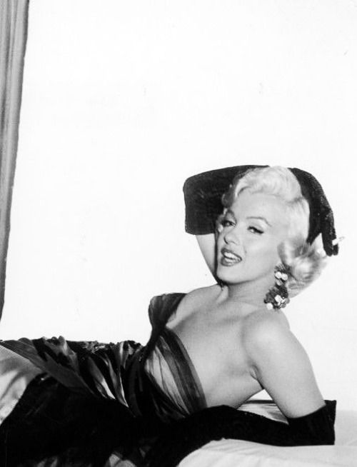 Marilyn Monroe for The Seven Year Itch (1955).