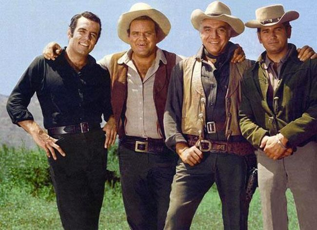 Bonanza some of the best episodes are Hoss and the Leprechauns, Ponderosa Birdman, The Hayburner, and A Knight to Remember.