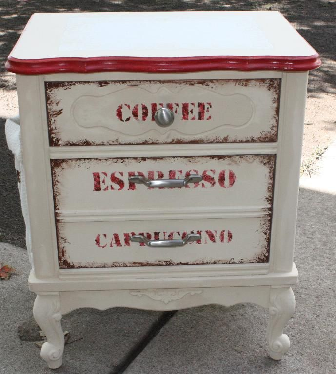 1000 images about home coffee bars on pinterest shelves for Coffee cart for home
