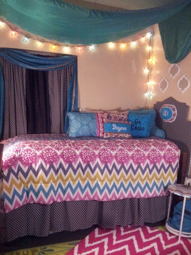 My Baby Girl Has Moved Into Her Dorm Room At Usc We Made