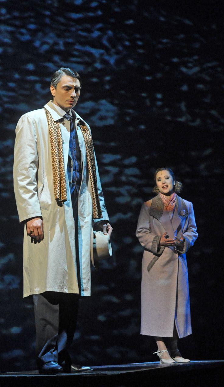Rebecca - Béres Attila - Budapesti Operettszínház (Daphne du Maurier: Rebecca)