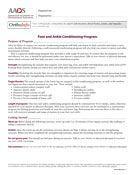 Plantar Fasciitis and Bone Spurs-OrthoInfo  AAOS