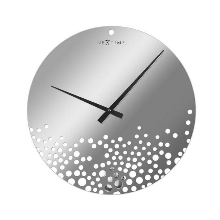 Zegar ścienny Bubbles - DECORTIS.COM