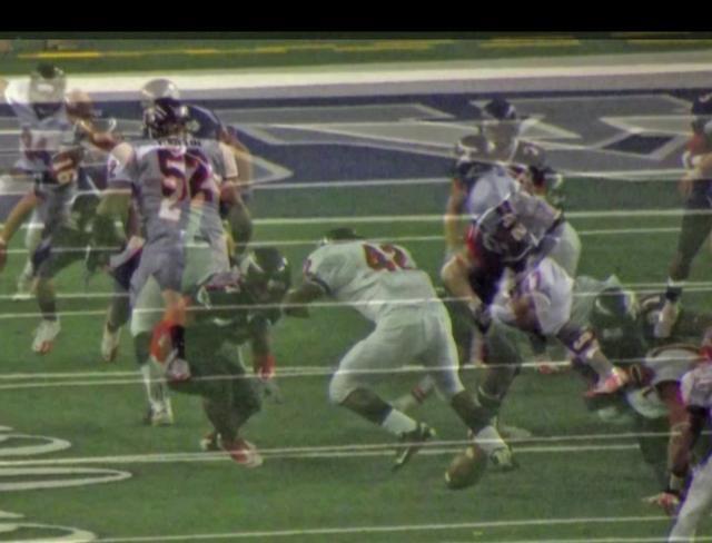 Euless Trinity vs Allen Texas high school football playoffs 2010