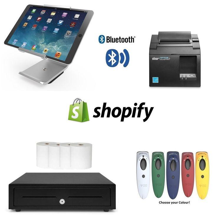 Shipping Label Printer, Ipad