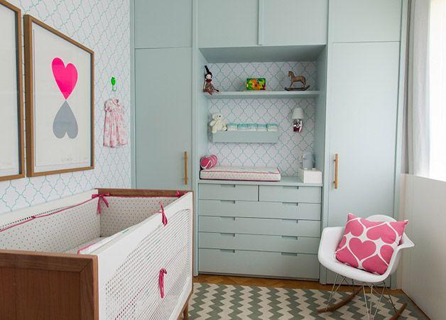 Seleção Hypeness: 10 quartos de bebê com decoração criativa para você se inspirar