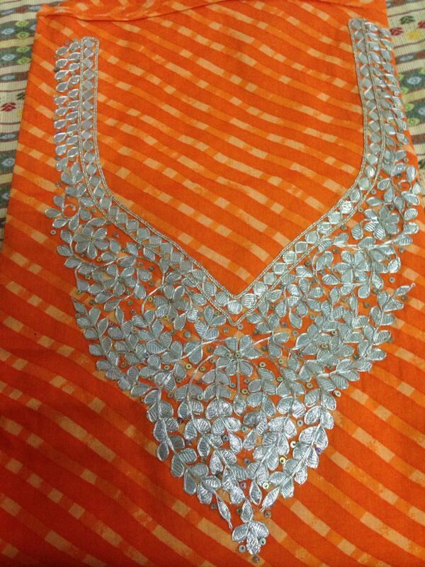 Best images about gota patti work designs on pinterest