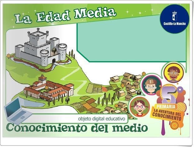 """La Edad Media"" (Historia de 5º de Primaria)"