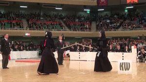 kendo match