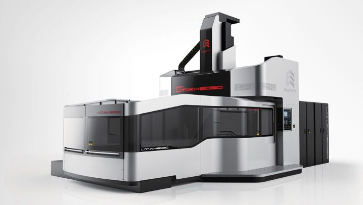 CNC Gantry Machining Center | Red Dot Design Award for Design Concepts