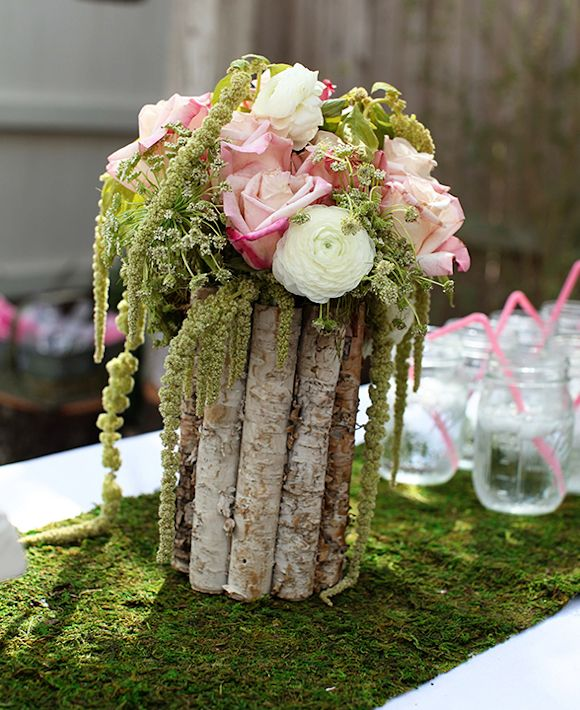 baby shower decorations fairy garden | Fairy Garden Birthday - Party and Event Guide -