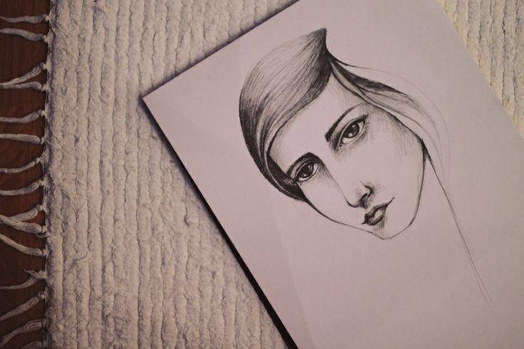 skica/sketch on paper
