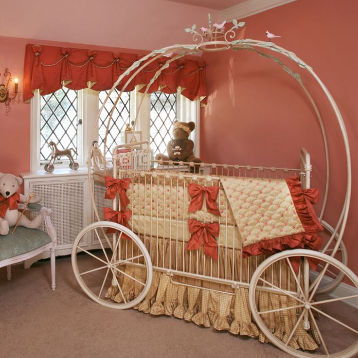 17 Best Images About Luxury Baby Nurseries On Pinterest